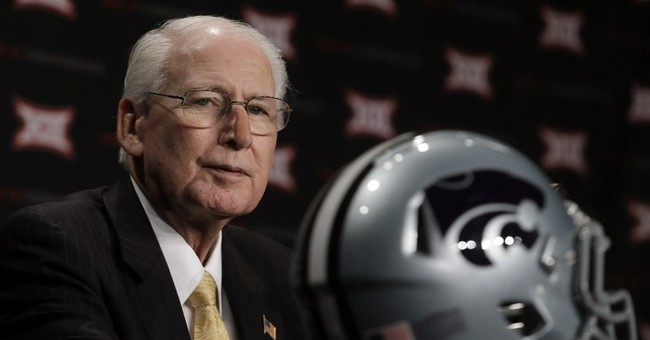 K-State coach Bill Snyder diagnosed with throat cancer